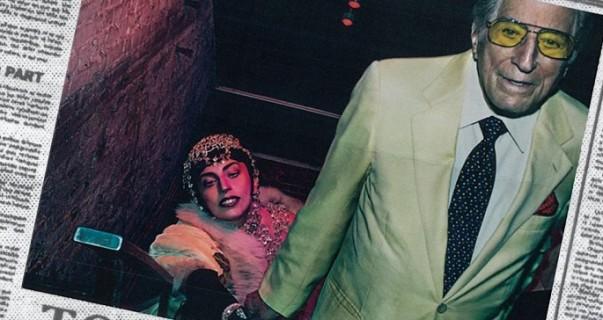 """Tony Bennett & Lady Gaga: Poslušajte """"Anything Goes"""""""