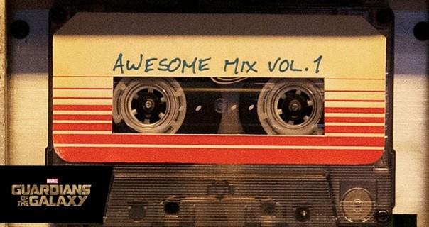 "Soundtrack za ""Guardians Of The Galaxy"" prvi na Billboard listi"
