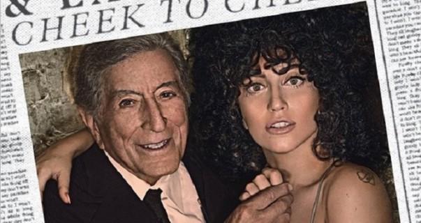 Ovako će izgledati omot albuma Lady Gage i Tony Bennetta