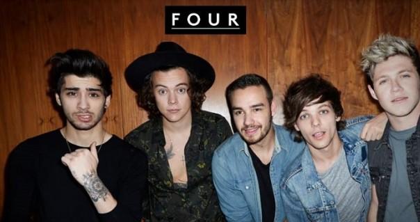 "One Direction izbacuju novi album ""Four"""