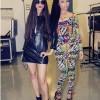 Ruška Bergman i Nicki Minaj by Instagram Photo
