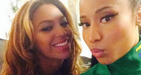 Nicki Minaj se pridružila Beyonce na turneji