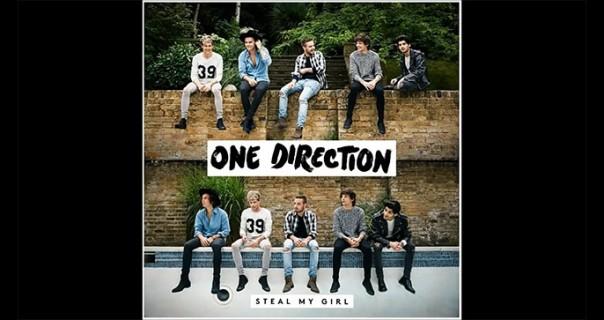 """One Direction: poslušajte """"Steal My Girl"""""""