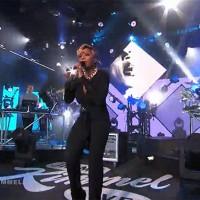 Mary J. Blige i Disclosure nastupili kod Jimmya Kimmela