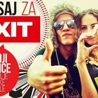 """EXIT opet nominovan za """"Najbolji evropski festival"""""""