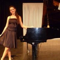 Intervju sa pijanistkinjom Sanjom Spasić u susret koncertu u Guarneriusu
