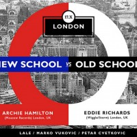 Drug§tore: London New School VS. Old School by Happy People 17. oktobra