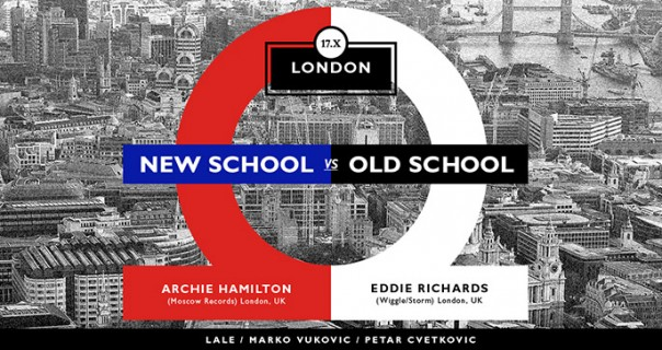 Drug§tore: London New School VS. Old School by Happy People 17. oktobra