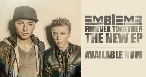 "Emblem 3 izbacili novi EP ""Forever Togehter"""