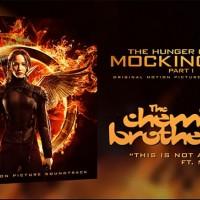 "I Ariana Grande na soundtrack albumu za ""Hunger Games"""