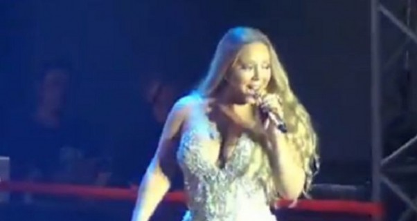 Mariah Carey: totalni FAIL na koncertu u Manili
