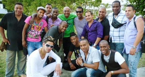 Pupy Y Los Que Son Son sutra (8.11.) u SKC-u