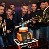 """Dejan Petrović Big Band: """"Du Hast"""" kao najava za koncert 13. novembra"""