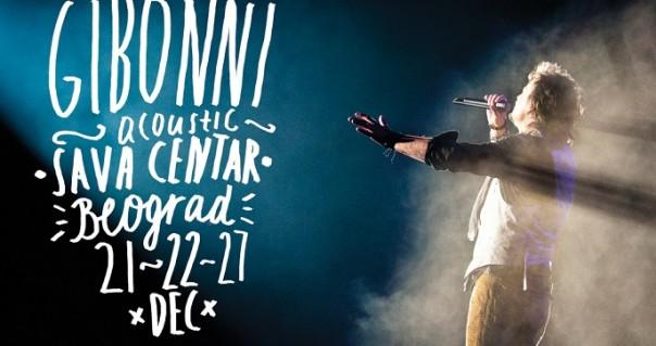 Gibonni: Zakazan i treći koncert u Sava centru