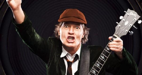 """AC/DC: preslušajte """"Rock or Bust"""""""