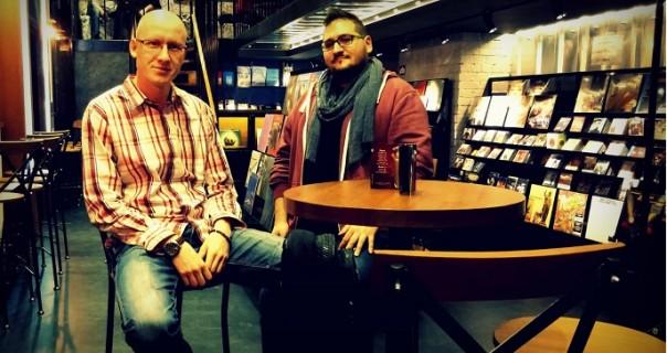Duo theINVISIBLES večeras u Metropolis Music Cafe-u