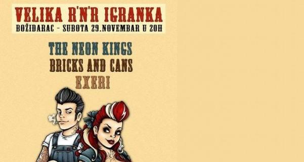 Vračar Rocks: velika Rock'n'Roll igranka 29. novembra
