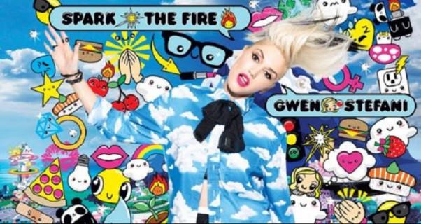 "Gwen Stefani: pogledajte ""Spark The Fire"""