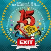 EXIT slavi 15. rođendan