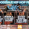 Program za Nobogodišnji hiphop festival by PR Photo