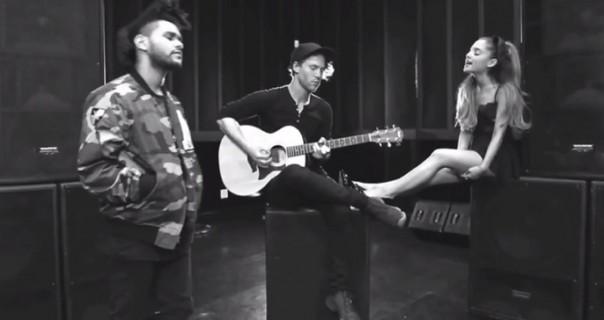 """Ariana Grande & The Weeknd: poslušajte akustičnu """"Love Me Harder"""""""