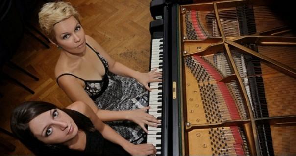 Vesna Zelenović i Katarina Jovanović u Guarneriusu 16. januara