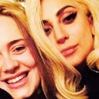 Lady Gaga & Adele: običan selfie ili najava saradnje?