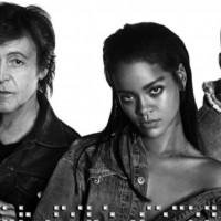 RiRi, Kanye & Paul: zavirite u snimanje novog spota