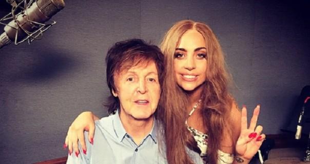Gaga & McCartney: šta li njih dvoje kuvaju?!