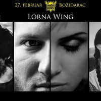 Božidarac: Lady and the Beards, Lorna Wing i Wooden Ambulance 27. februara