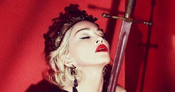 Madonna: nove promo fotke