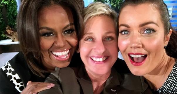 "I Michelle Obama igra uz ""Uptown Funk"""