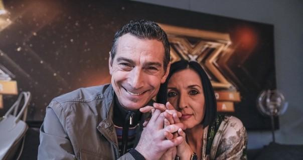 Massimo proslavio godišnjicu braka na snimanju X Factor-a