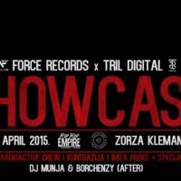 Tril Digital x Force Records Showcase 12. aprila
