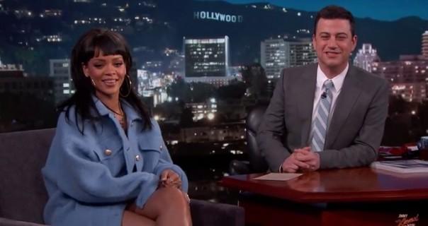 Rihanna uzvraća udarac