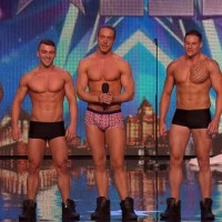 Britain's Got Talent: golotinja i mišići zapalili masu
