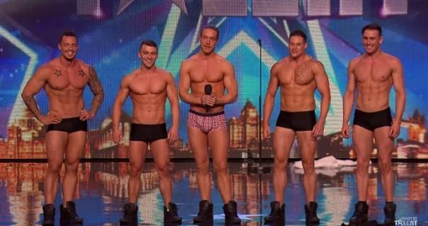 Britain's Got Talent: golotinja i mišići zapalili masu