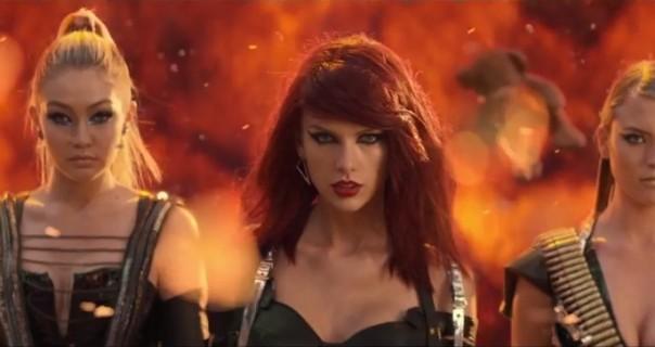Taylor Swift je pravi badass u novom spotu