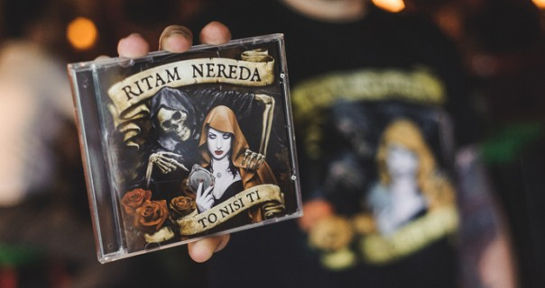 Novi album benda Ritam Nereda
