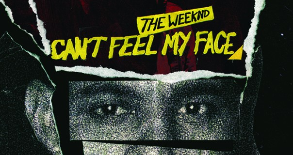 """THE WEEKND - """"Can't Feel My Face"""""""