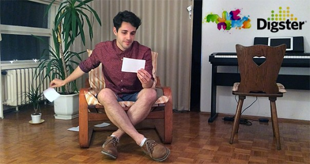 MjuzNews i Digster specijal: Luke Black odgovara na pitanja fanova