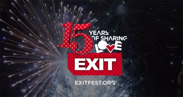 Šta poznati neće propustiti na 15. Exitu
