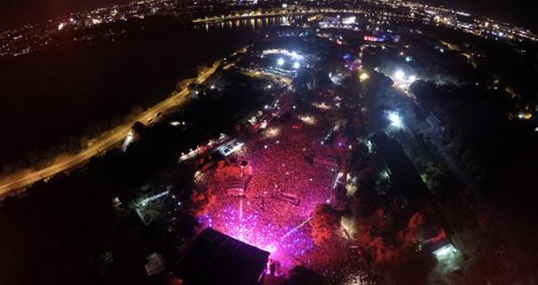 15. Exit posetilo oko 190.000 ljudi