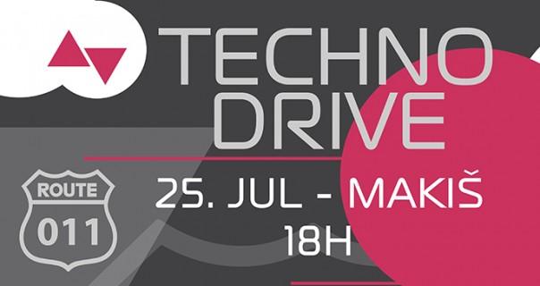 Techno Drive – jednodnevni tehno maraton