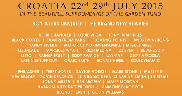 Zanimljiv lajnap šestog SUNCE Beat festivala