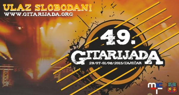 Ulaz na 49. zaječarsku Gitarijadu besplatan