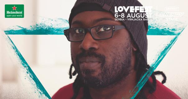 Fred P vas zove na Lovefest