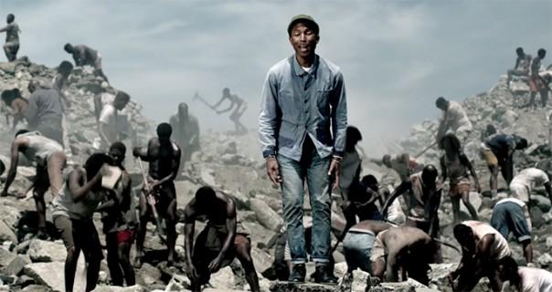 Da li ste videli Pharrellov novi spot?