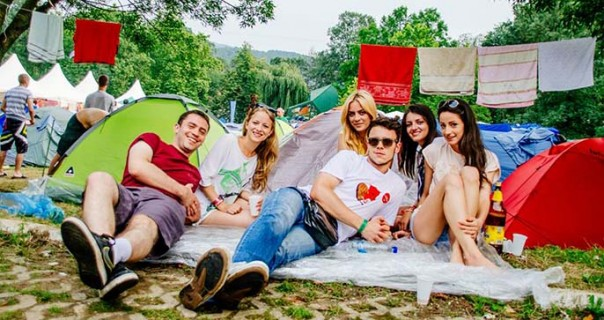 Lovefest prerastao kapacitete Vrnjačke Banje