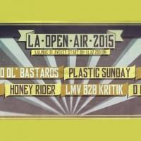 Prvi LA OPEN AIR mini-fest